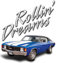 Rollin' Dreams will be there!