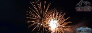 Westminster Fireworks Car Show